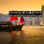 Enlarge Your Circle of Influence & Enable Others and Yourself